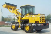 1.5Ton Wheel Loader With Quick Hitch