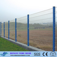 fiberglass fence posts/garden fence panels/metal horse fence panel