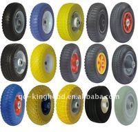 Pu Foam Wheels