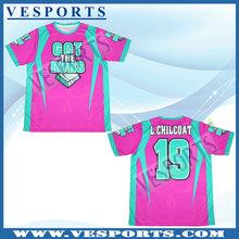 Youth boy slow pitch softball shirts
