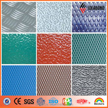 Kinds of Latest Embossed ACM ACP Wall Cladding Panels