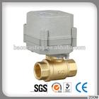 """"""" 1/2 dn15mm dc5v/12v/24v bronze válvula de esfera elétrica, motorizado válvula de esfera, t15-b2-b cr2-01"""