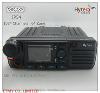 Hytera DMR mobile radio MD780 1024ch transmitter & receiver