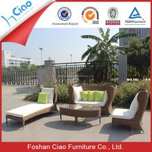 High quality rattan patio sofa furniture for sale