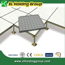 advanced technology Antistatic steel access floor system for cleaning room