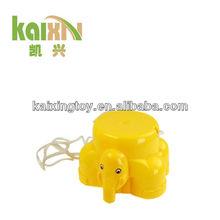 Interesante juguete de plástico los niños zancos