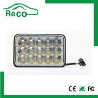 3inch led work light for 4x4 offroad, utv 45w led work light