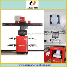 car diagnosis machine vehicle 3D wheel alignment aligner equipment factory DS-9
