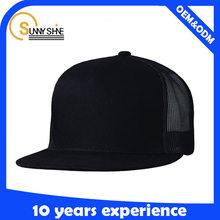 custom black mesh trucker hat for men Vans Cap