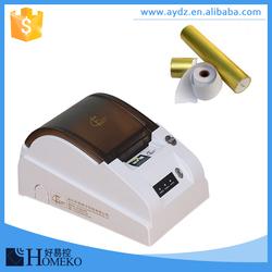 For label printing 8 dots/mm resolution qr code label printer