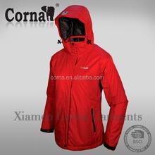 Hot selling warm keep lightweight windproof professional winter jacket for women
