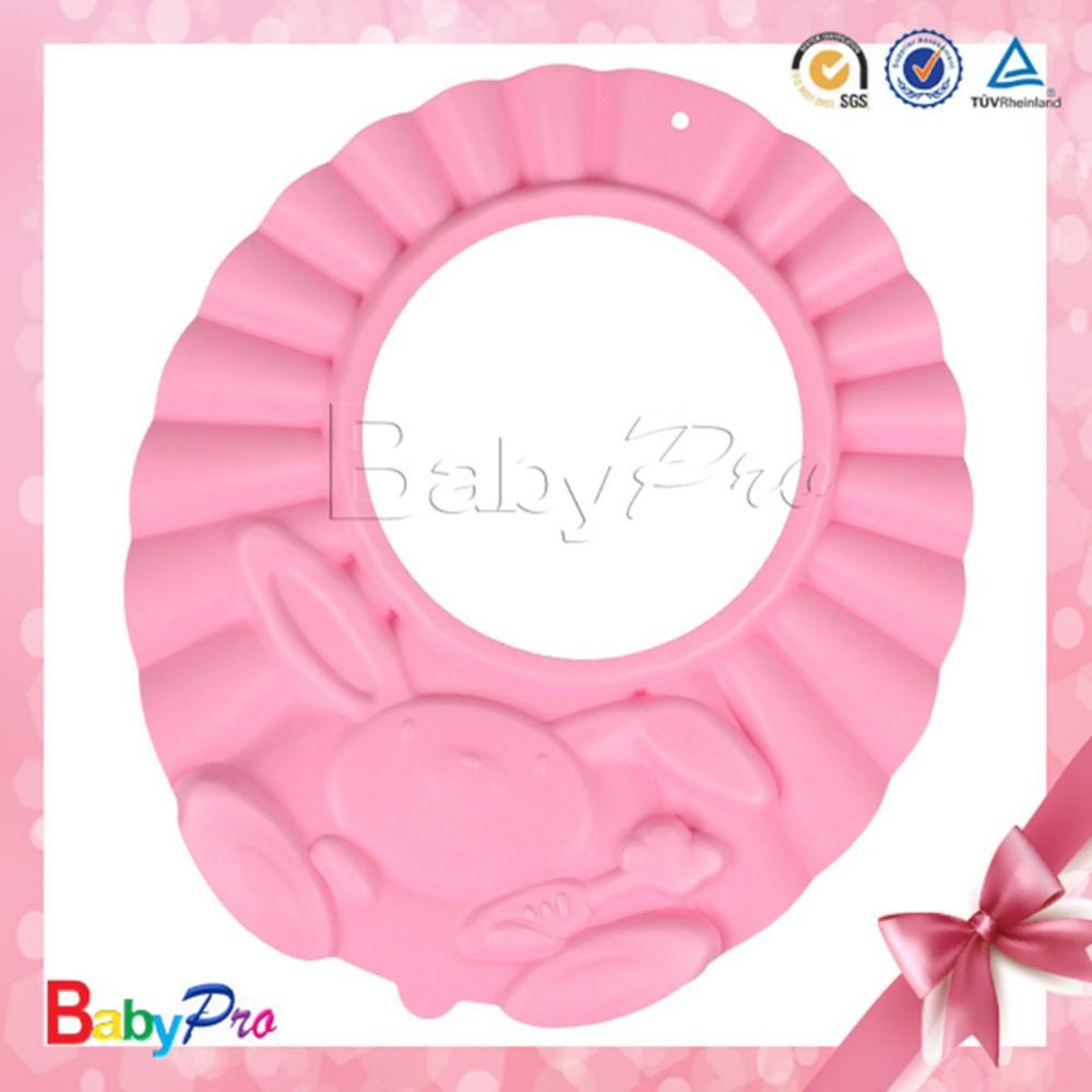 baby products adjustable baby shower cap kids shower cap shampoo cap