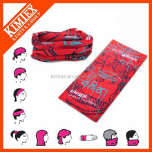 Multi customized wholesale bandana fabric seamless