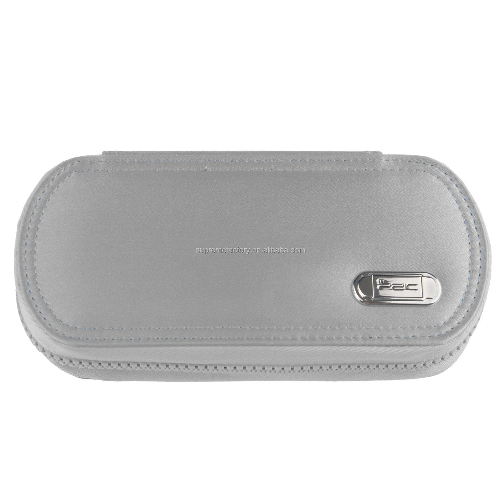 For PSP 2000/1000 Silver Project Design Nylon Case