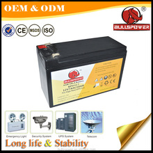 12v 7ah lead acid battery ups battery for solar power china battery manufacturer