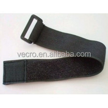 Elastic Velcro Tie Stretch Strap With Buckle vlecro tape with buckle Hook&Loop