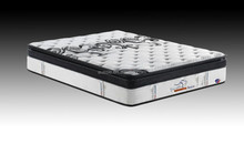 Tick and jump plush soft five star hotel standard hotel bed mattress