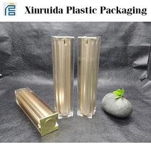 Made in China Cream Acrylic Customized glass bottle cosmetic