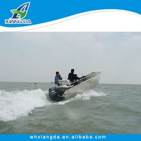 Full Aluminum landing craft