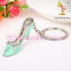 Fashion design shoes keychain for gift