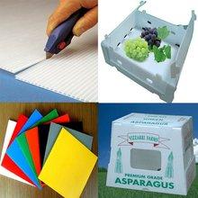 pp corrugated sheet for vegetable packaging