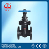 thread flanged api industrial gate valve a216 wcb material