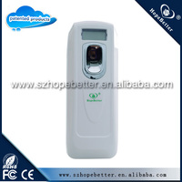 H198 LCD automatic Toilet/Urinal fragrance spray
