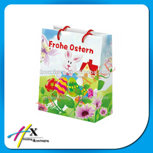 Large Sized Full Color Shopping Paper Bag for Bedding