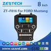 car stereo gps navigation for FORD Mustang car dvd player multimedia