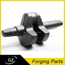 Chinese forging factory customize crankshaft