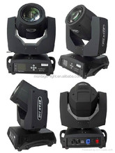 Montage factory made 230w sharpy 7r beam moving head light