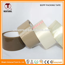 Cheap And High Quality Water Based Acrylic Adhesive Carton Sealing Bopp Packing Tape
