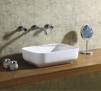 1092 Thin edge rectangle table top wash basin in JIAHAO