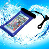 Promotional Clear Vinyl pvc Waterproof Bag For Phone