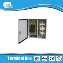 OPGW & ADSS outdoor fiber optic termination box