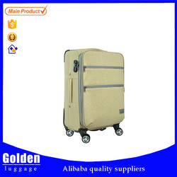 baigou luggage factory suitcase set customize travel trolley luggage fashion designers bags trolley handle luggage