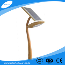 2015 hot sale outdoor decorative led garden light, solar led street light