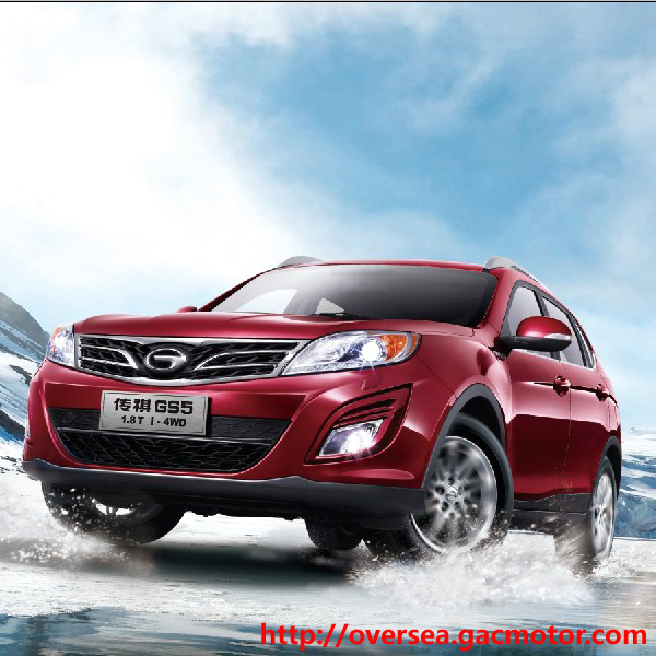 GS5 SUV car from Guangzhou Automobile Group Motor Co., Ltd. (GAC MOTOR) for sale