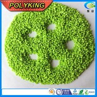 Fire retardant toughened PC ABS plastic pellets raw material PC/ABS for auto parts