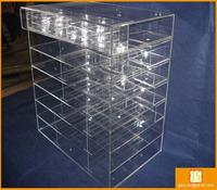 jewelry acrylic stand /acylic box/acrylic display rack