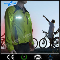 Glowing plain varsity jacket wholesale