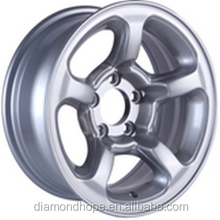 """quality and cheap price 17"""" chrome alloy wheels for car(ZW-HT155055)"""