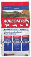 Chlortetracycline para aves e animais