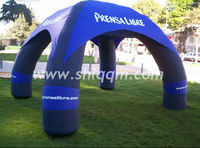 2014 Advertising inflatable tent for show