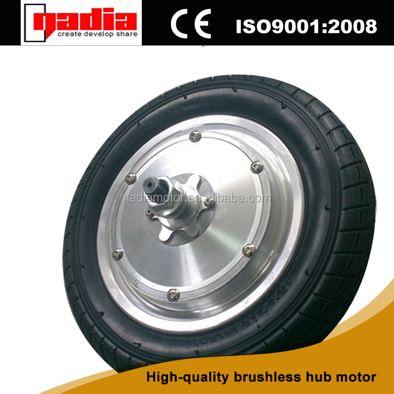 10 Inch Hub Motor Ce Direct Drive Electric Scooter Motor