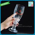 Anhui jinming copos co., ltd newset azul baratos vinho copo de vidro