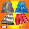 ISO9001 standard Promotion goods/galvanized tile used corrugated steel sheet
