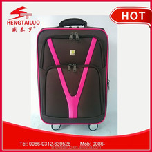 Hot selling in alibaba fashion nylon luggage bag with high quality low price