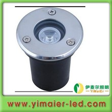 1w led 12v outdoor spot lights in ground