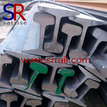 2015 hot sale light/heavy steel rail for brick factory
